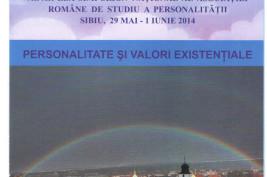 Al XII-lea Simpozion al Asociaţiei Române de Studiu a Personalităţii