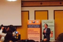 Conferinţă Mindsight, Prof. Dr. Dan Siegel